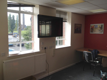 Picture of tv wall mounting sheffield,tv wall mounting services sheffield,